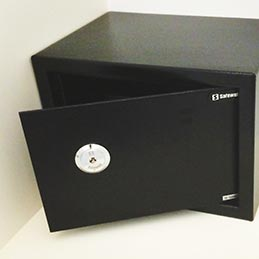 Personal Safe for Every Room